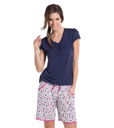 Knit Sleep Shorts