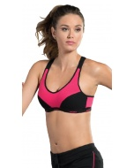 Racer Back Padded Active Bra