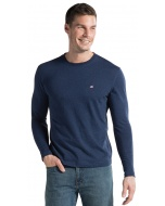 CREW-NECK T-SHIRT LONG SLEEVE